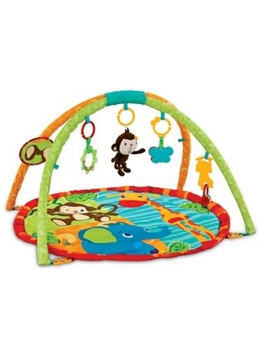 Lullaby JJ8816 Maymun Adası Oyun Halısı-Lullaby